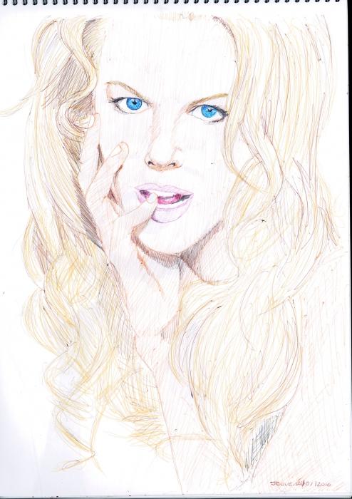 Nicole Kidman par sebastien.jouve